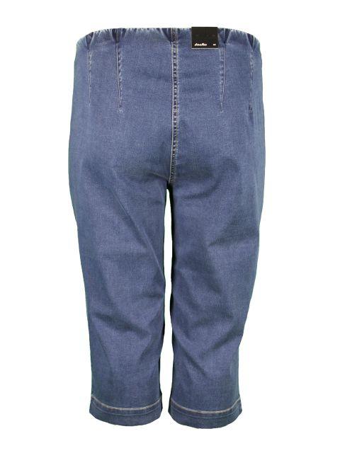 jeans capri hose von laurie 00029826 jetzt online bestellen bei mode 58. Black Bedroom Furniture Sets. Home Design Ideas
