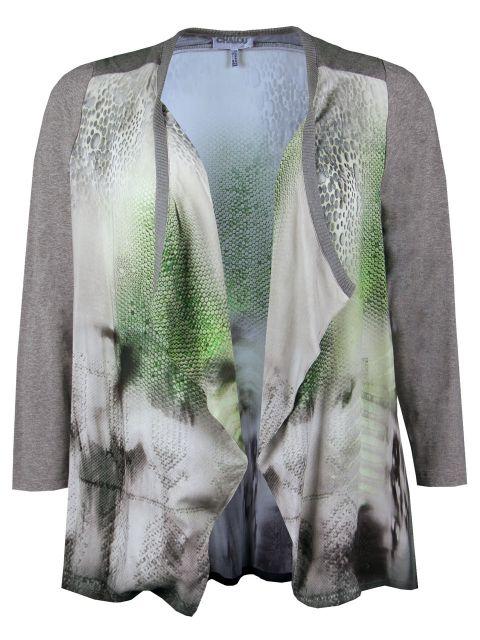 Shirtjacke von Chalou (00034468)