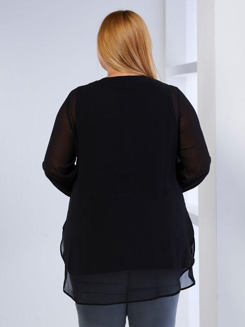 Tunika-Bluse von Doris Streich (00039130)