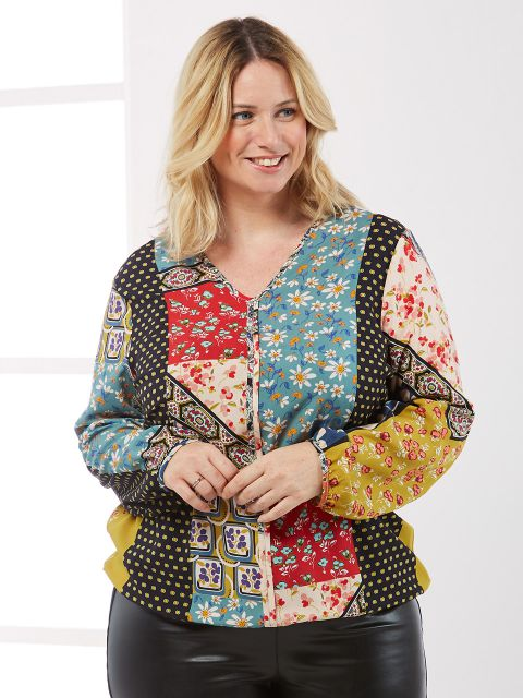 Tunika-Bluse von Verpass (00039255)