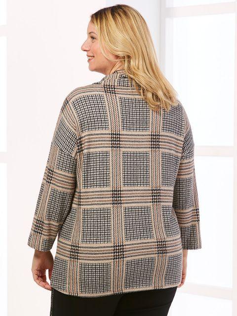 Sweat-Shirt 3/4-Arm von Via Appia Due (00039381)