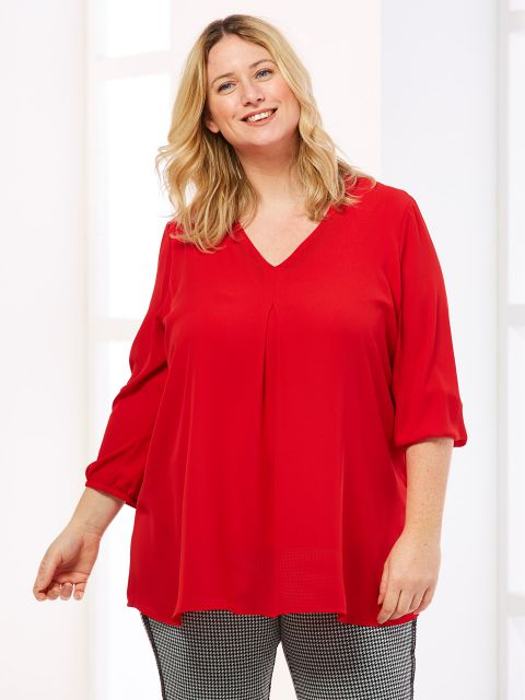 Tunika-Bluse von Via Appia Due (00039388)