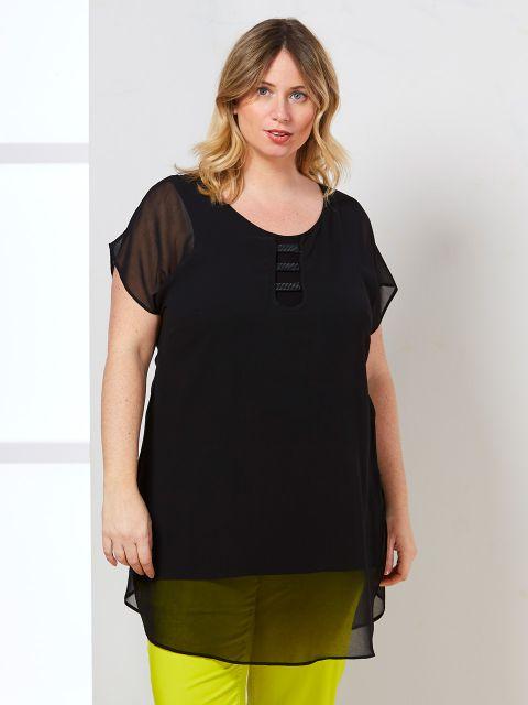 Tunika-Bluse von Doris Streich (00039947)