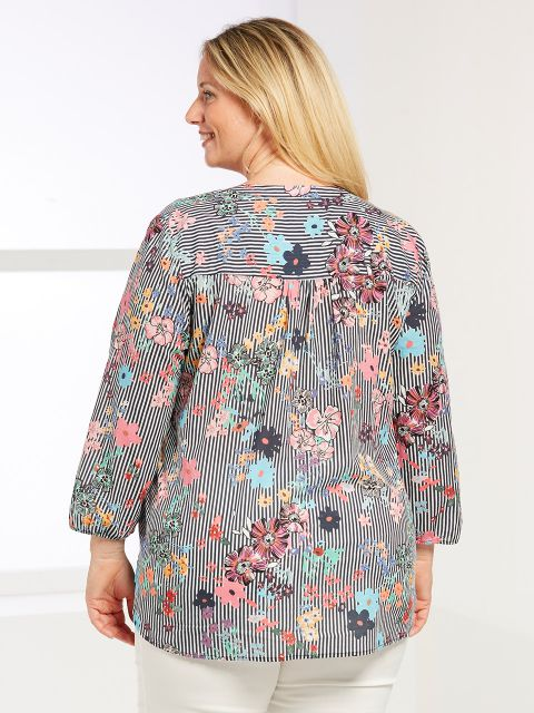 Tunika-Bluse von Via Appia Due (00040034)