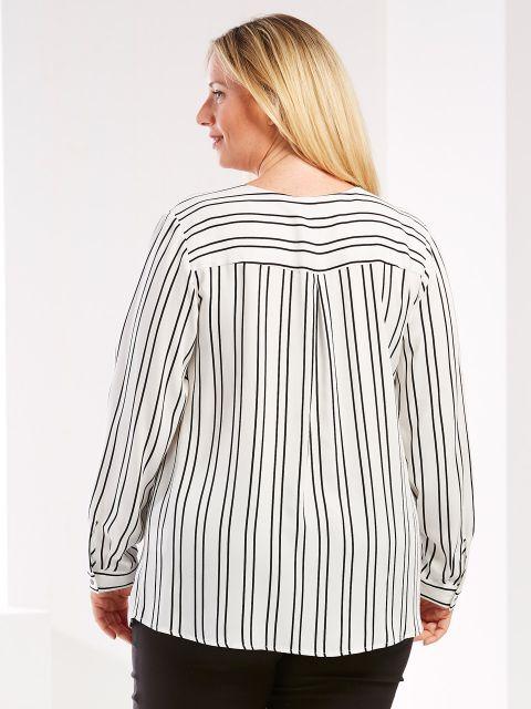 Tunika-Bluse von Frapp (00040049)