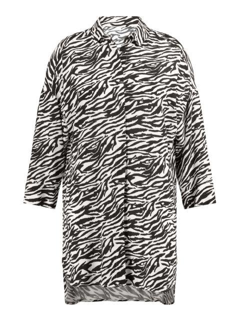 Long-Bluse von Samoon (00040225)