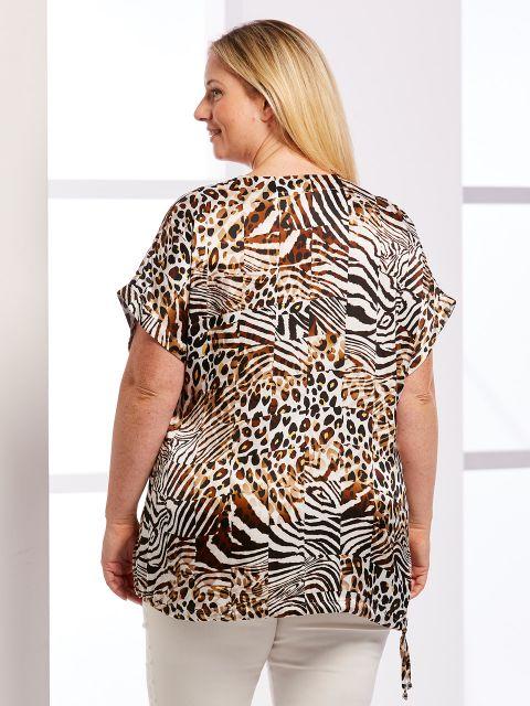 Tunika-Bluse von Mona Lisa (00040306)