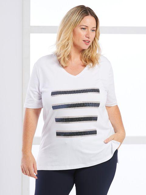 Shirt von KjBrand (00040417)