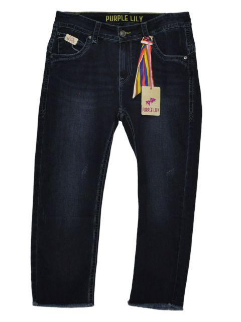 Jeanshose von Purple Lily (00040540)