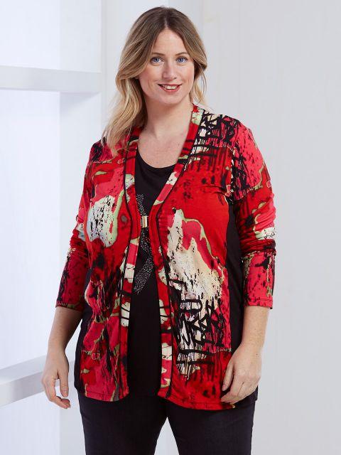 Shirtjacke von Chalou (00041099)