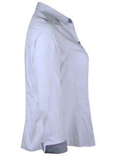 Langarmbluse von Just White (00035037)