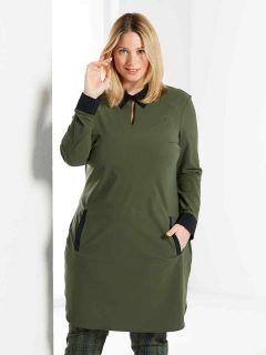 Kleid von Plusbasics (00035548)