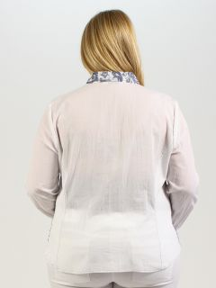 Bluse von Just White (00035888)