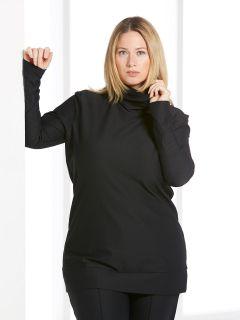 Rollkragen-Pullover von Plusbasics (00036198)