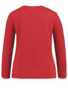 Sweat-Shirt langarm von Samoon (00036457)