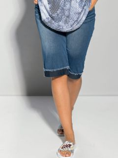 Jeans-Bermudahose von seeyou (00036708)