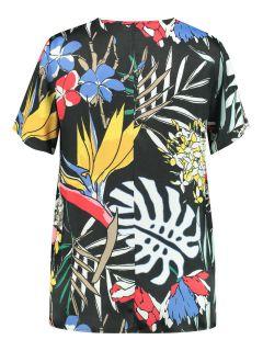 Tunika-Bluse von Samoon (00037073)