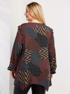 Tunika-Bluse von Maxima (00037478)