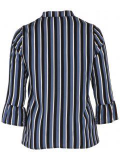 3/4-Arm Bluse von aprico (00037501)