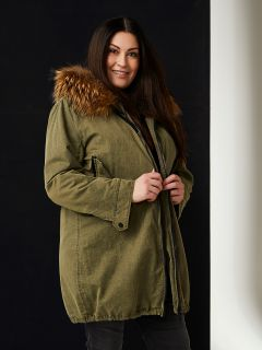 Parka von PLUS by Etage (00038196)