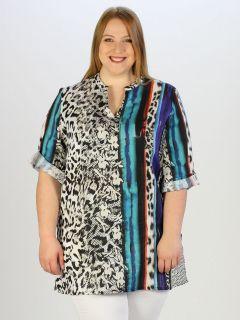 Tunika-Bluse von Doris Streich (00038320)