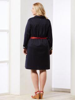 Hemdblusenkleid von Frapp (00038435)