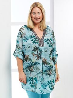 Tunika-Bluse von Via Appia Due (00038619)