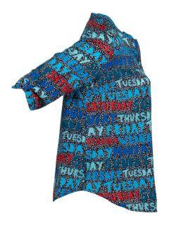 3/4-Arm Bluse von Chalou (00038710)