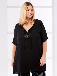 Tunika-Bluse von Via Appia Due (00038935)