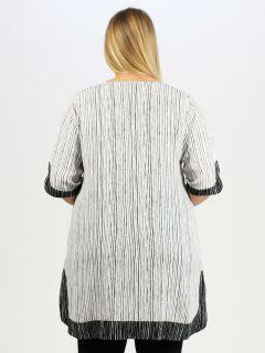 Tunika-Bluse von Sempre Piu (00039025)