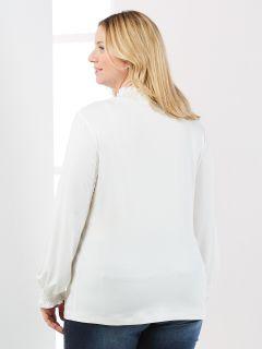 Rollkragen-Pullover von Maxima (00039265)