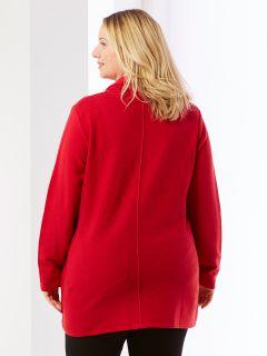Rollkragen-Pullover von netwalk (00039595)