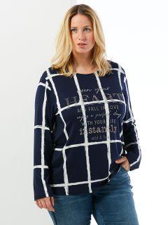 Shirt von Via Appia Due (00039652)