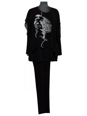 Outfit von Doris Streich (00006777)