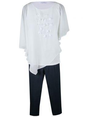 Outfit von Just White (00008012)